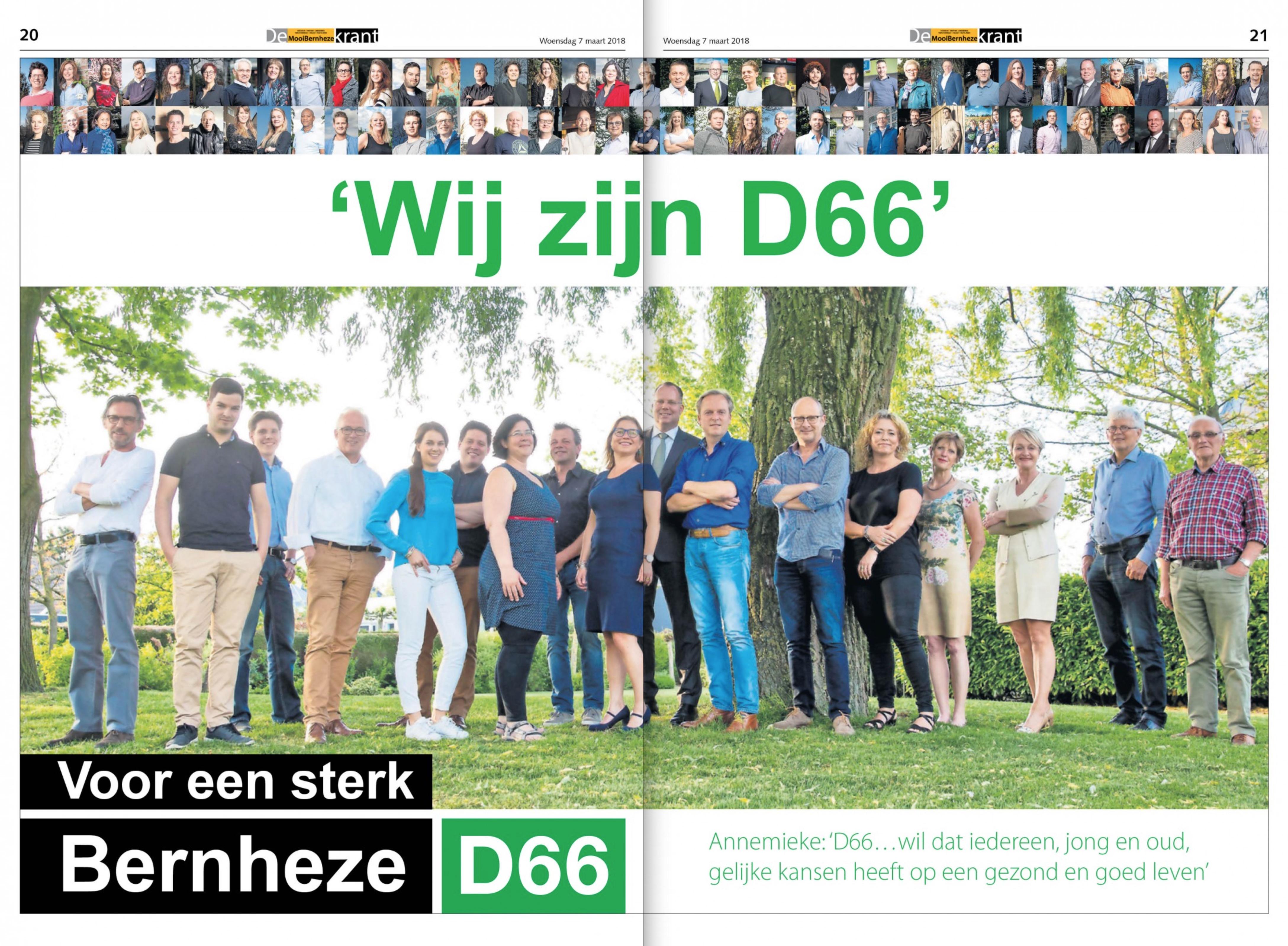 Mooi Bernheze Krant - 2017 week 10: Verkiezingen